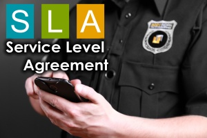 SERVICE LEVEL AGREEMENT (SLA) on Private Security Companies