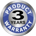 Deggy Guard Tour 3 years warranty
