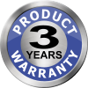 Guard Tour 3 years warranty