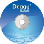 Deggy Control Software CD