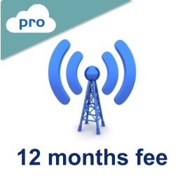 Deggy Cloud Pro Activation 12 Months Renewal Fee